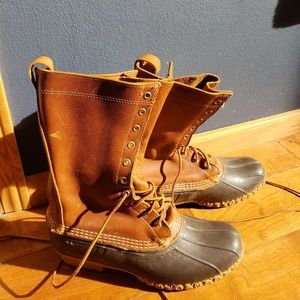 L.L. Bean Boot - Mens Size 9